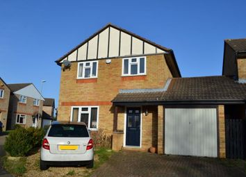 Thumbnail 4 bed detached house for sale in Bank View, East Hunsbury, Northampton