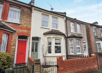 Thumbnail 2 bedroom terraced house for sale in Churchill Road, South Croydon