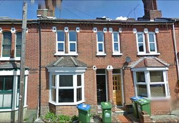 Thumbnail 4 bed terraced house to rent in Cromwell Road, Southampton, Hampshire