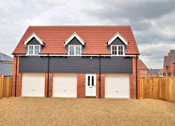 Thumbnail 2 bedroom flat for sale in Fakenham Road, Wells-Next-The-Sea
