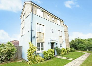 Thumbnail 4 bed end terrace house for sale in Chambers Drive, Cambridge
