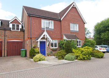 Thumbnail 3 bed end terrace house to rent in Halls Drive, Faygate, Horsham