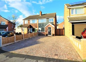 Thumbnail 3 bed semi-detached house to rent in Newington Drive, Aston, Sheffield