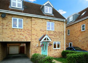 Thumbnail 4 bed town house for sale in Minerva Close, Ancaster, Grantham