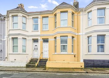 Thumbnail 2 bed terraced house for sale in Desborough Road, Plymouth