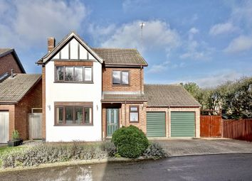 Thumbnail 4 bed detached house for sale in Spinney Close, Warboys, Huntingdon