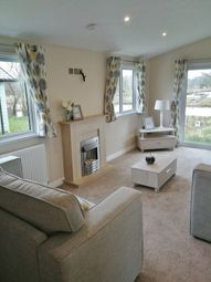 Thumbnail 3 bed mobile/park home for sale in Hall More Holiday Park, Hale