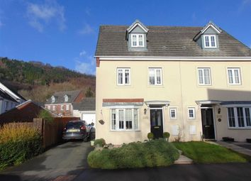 Thumbnail 4 bed town house for sale in Pen Park View, Abercynon, Rhondda Cynon Taff