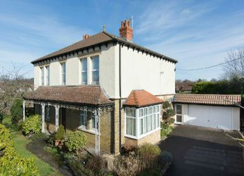Thumbnail 4 bed detached house for sale in Sandford Road, Winscombe