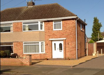 Thumbnail 3 bed semi-detached house for sale in Barton Seagrave, Kettering
