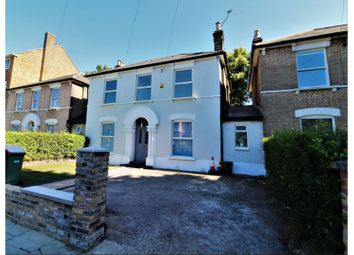 Thumbnail 4 bed semi-detached house for sale in Osborne Road, Forest Gate