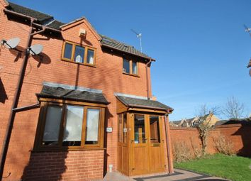 Thumbnail 3 bed end terrace house for sale in Oaktree Crescent, Bradley Stoke, Bristol