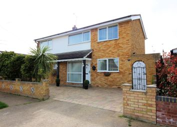 Thumbnail 5 bed detached house for sale in Keer Avenue, Canvey Island
