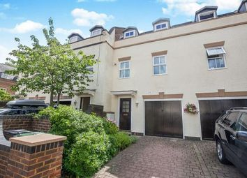 Thumbnail 4 bed terraced house for sale in Ewell Village, Surrey