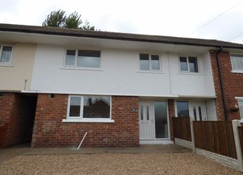 Thumbnail 3 bed terraced house to rent in Wensley Crescent, Bessacarr, Doncaster