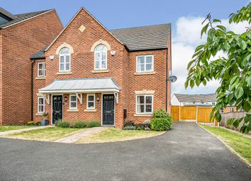 Thumbnail 3 bed end terrace house for sale in Silverlight Grove, Oldbury