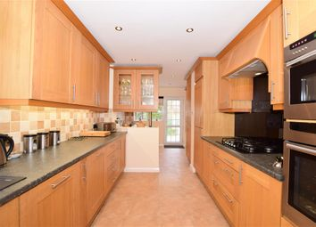 Thumbnail 4 bed semi-detached house for sale in Sycamore Drive, Greenacres, Aylesford, Kent