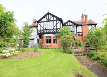 Thumbnail 6 bed semi-detached house for sale in Station Road, Keele, Newcastle