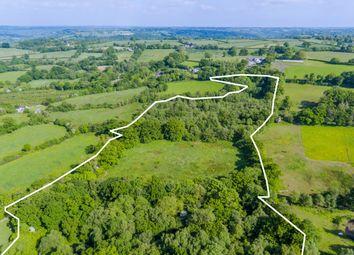 Thumbnail Land for sale in Hemyock, Cullompton