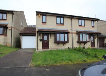 Thumbnail 3 bed property to rent in St. Agnes Walk, Knowle, Bristol