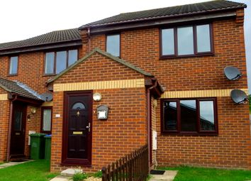 Thumbnail 2 bed maisonette to rent in Tenterton Avenue, Southampton