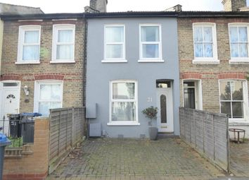 Thumbnail 2 bed terraced house for sale in Cresswell Road, London