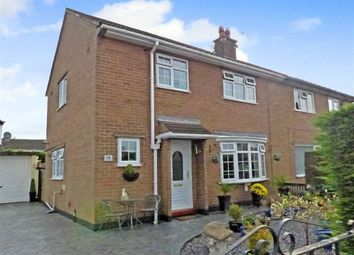 Thumbnail 3 bed semi-detached house for sale in Agecroft Road, Northwich, Cheshire