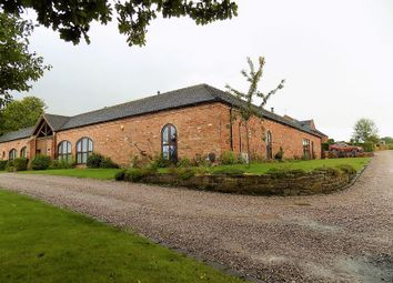 Thumbnail 3 bed barn conversion for sale in Horsley Farm Court, Horsley, Near Eccleshall, Stafford
