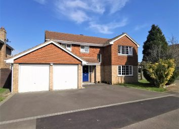 Thumbnail 4 bed detached house for sale in Martins Wood, Chineham, Basingstoke