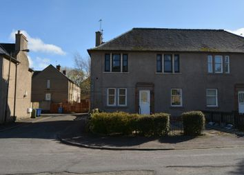 Thumbnail 2 bed flat for sale in Bridge Crescent, Denny