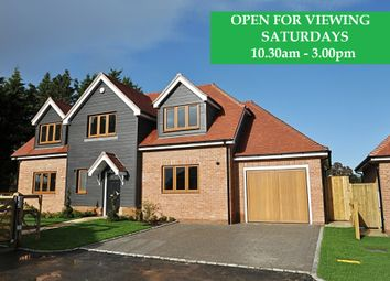 Thumbnail 4 bed detached house for sale in Bromley Common, Bromley