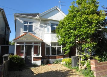 Thumbnail 2 bed flat for sale in Maxwell Road, Winton, Bournemouth