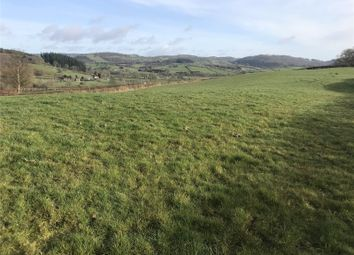 Thumbnail Property for sale in Land Adjoining Broad Meadows, Llangyniew, Welshpool, Powys