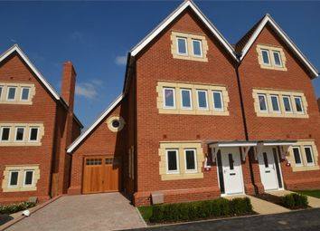 Thumbnail 4 bed town house to rent in Guardhouse Way Mill Hill, Mill Hill