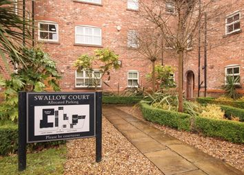 Thumbnail 2 bedroom flat to rent in Swallow Court Lacey Green, Wilmslow