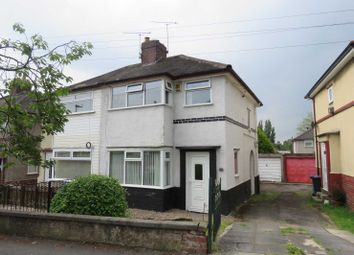 Thumbnail 3 bed semi-detached house for sale in Alnwick Road Intake, Sheffield
