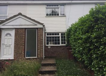 Thumbnail 2 bed terraced house to rent in Laurel Walk, Rainham, Gillingham