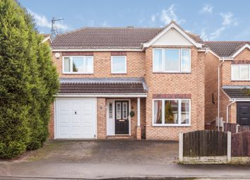 4 bed detached house for sale in Northfield Drive, South Kirkby, Pontefract WF9