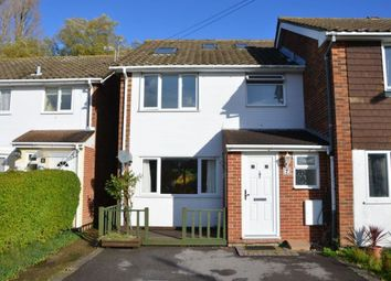 Thumbnail 4 bed terraced house to rent in Beverley Close, Park Gate, Southampton