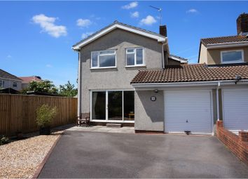 Thumbnail 4 bedroom link-detached house for sale in Westerleigh Close, Downend