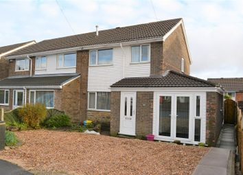 Thumbnail 4 bed semi-detached house for sale in Moorlands Road, Outlane, Huddersfield