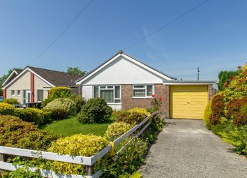 Thumbnail 2 bed detached bungalow for sale in Sunway Close, Tavistock