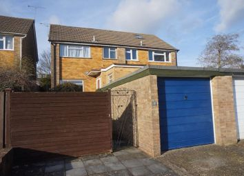 Thumbnail 3 bedroom semi-detached house to rent in Cherry Way, Alton