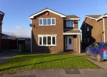 Thumbnail 4 bedroom detached house for sale in Windmill Close, Staining, Blackpool
