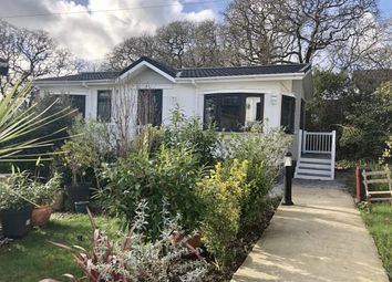 Thumbnail 2 bed mobile/park home for sale in Goldenbank, Falmouth, Cornwall