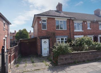 Thumbnail 2 bedroom semi-detached house for sale in Brownfield Road, Meir, Stoke-On-Trent, Staffordshire