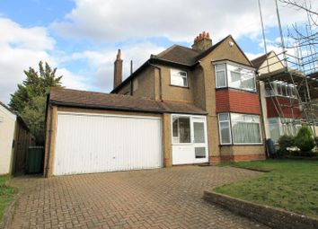 Thumbnail 3 bed semi-detached house to rent in Holland Avenue, Sutton