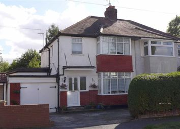 Thumbnail 4 bed semi-detached house for sale in Park Crescent, Harrow Weald, Middlesex