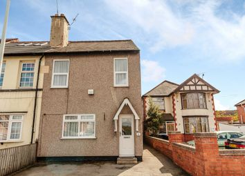 Thumbnail 4 bed end terrace house for sale in Coventry Road, Hinckley