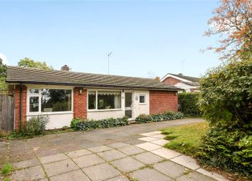 Thumbnail 4 bed detached bungalow for sale in Budges Gardens, Wokingham, Berkshire
